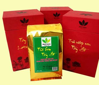 Giá trà sen hồ tây
