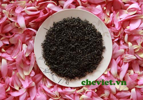 Sản phẩm trà sen Tây Hồ chính là tinh túy và văn hóa người Hà thành