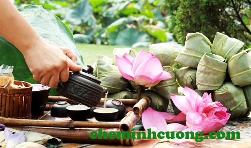 Có nên mua Trà sen Ninh Hương 22 hàng điếu