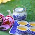 Bán trà sen Hà Nội