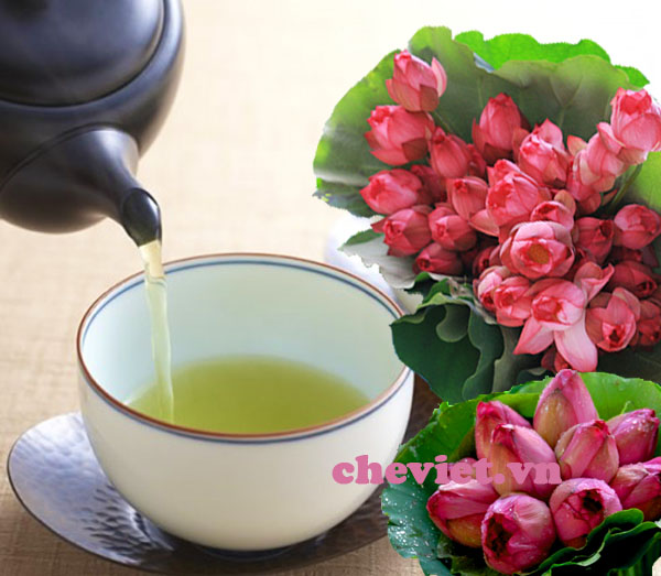 Cùng mua trà sen Hồ Tây Hà Nội thưởng thức nhé