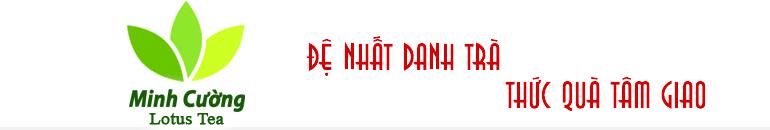 Trà sen Tây Hồ Minh Cường