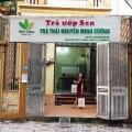 cửa hàng Trà sen Minh Cường